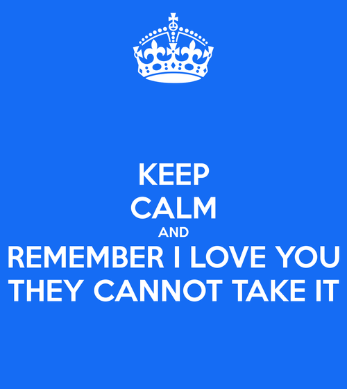 keep calm birthday quotes