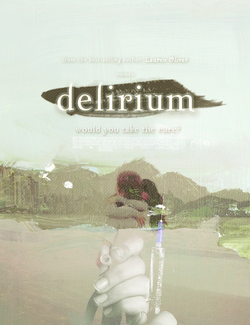 Delirium Movie Poster
